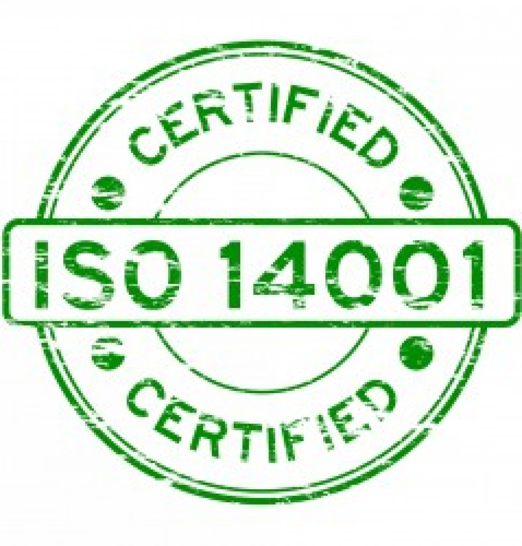 iso 14001 In addition, all of toshiba group's 183 sites eligible for certification have obtained  iso 14001 certification we will also acquire iso 14001 certification for new.